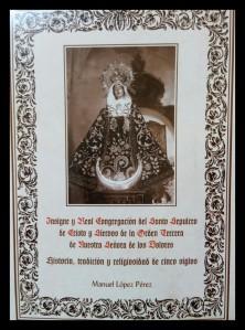 LIBRO DE LA HISTORIA DE LA CONGREGACION - 10 EUROS