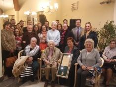 3. Dª MARIA DE LOS ANGELES MERELO PEREZ MEDALLA DE LA CONGREGACION